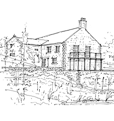 In progress - Calderbank Mill, Lochwinnoch